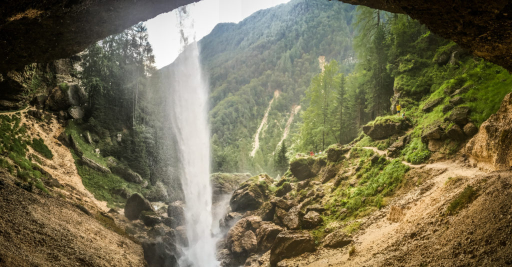 Vodopád Slap Peričnik