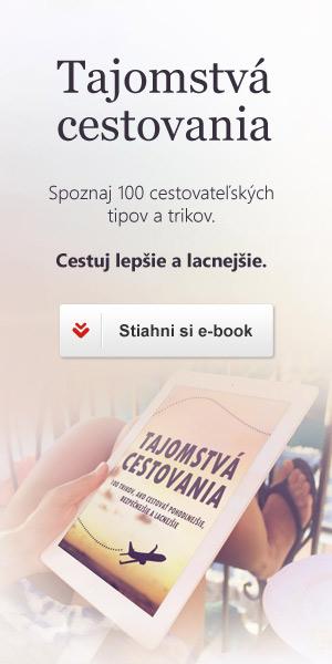 E-book Tajomstvá cestovania