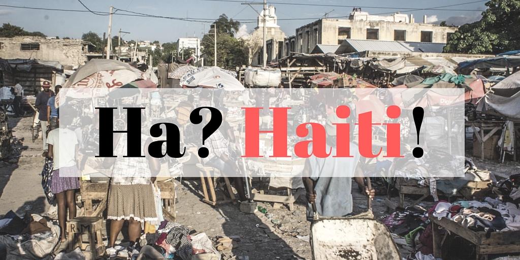 Cestovanie na Haiti