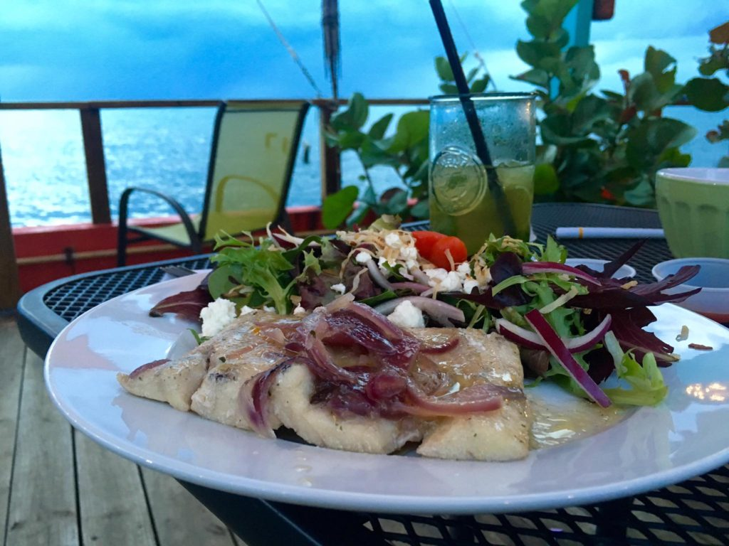 Jedlo v Portoriku je chutné a čerstvé