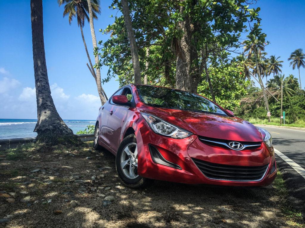 Portoriko prenájom auta